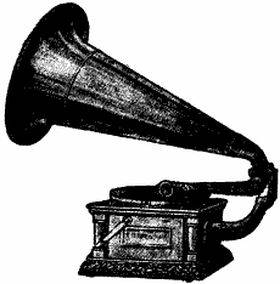 First Gramophone