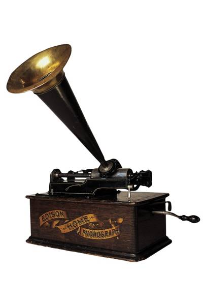History Of Phonograph